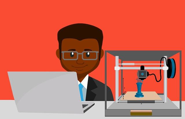 S 3D tiskem může začít opravdu každý