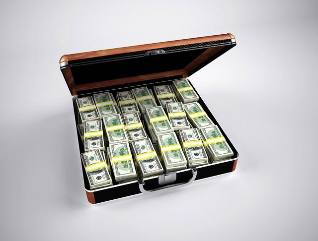 dolarová aktovka