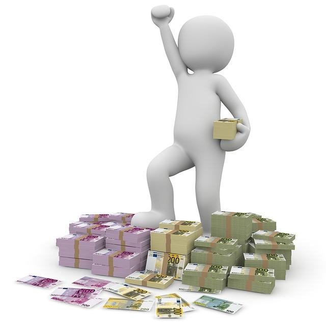 finanční vítěz