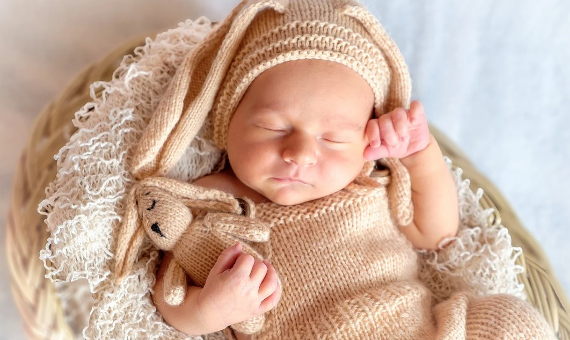 malé miminko