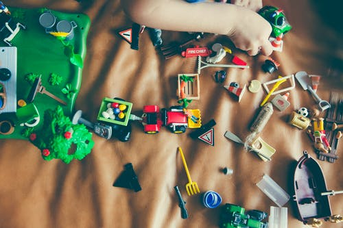 Jak vybírat vhodné hračky pro děti? Rozhoduje věk i zájmy dítěte!